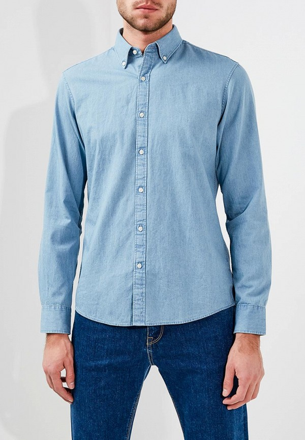 купить Рубашка джинсовая Michael Kors Michael Kors MI186EMZLO43 по цене 8300 рублей
