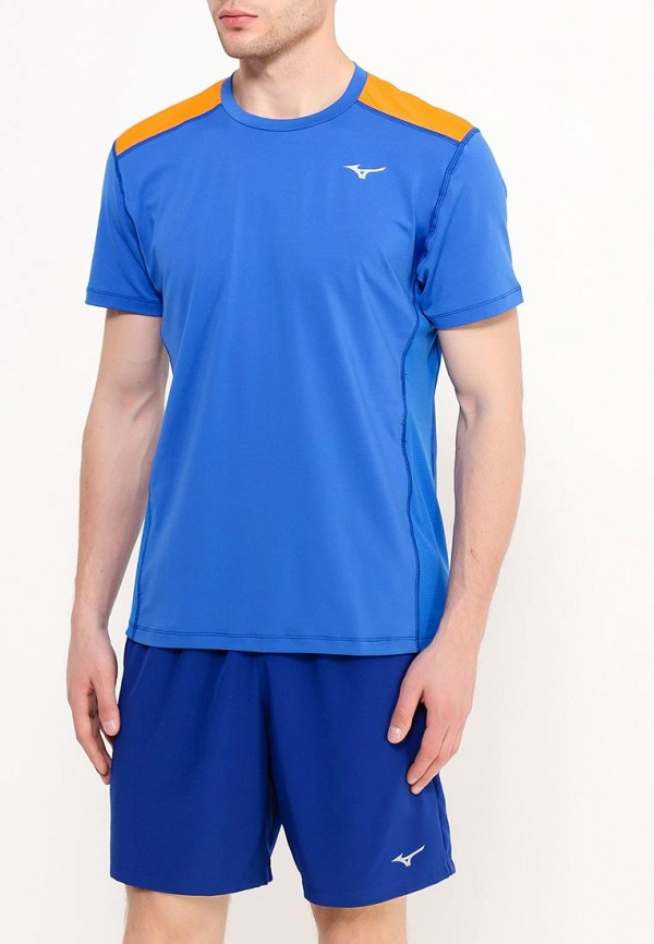 Футболка спортивная Mizuno Mizuno MI951EMUBQ25 футболка спортивная mizuno mizuno mi951emubq11