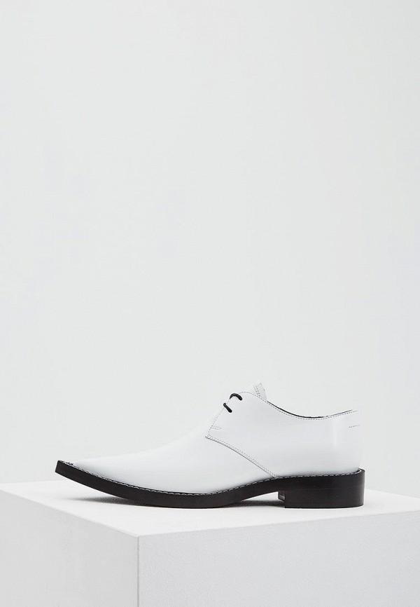 Фото Ботинки MM6 Maison Margiela. Купить с доставкой