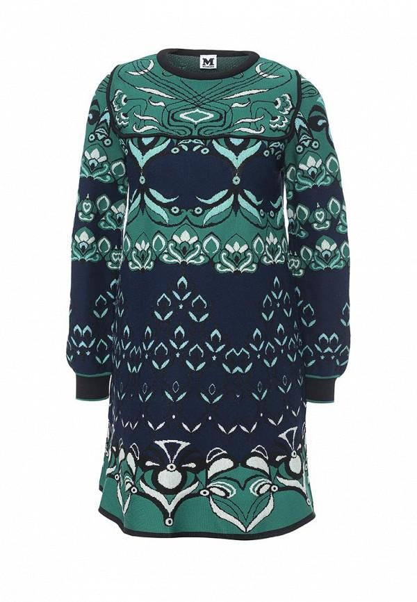 Вязаное платье M Missoni LD0KD15U29R