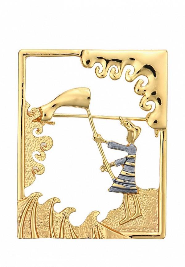 Брошь Модные истории Модные истории MO002DWXUT32 колье модные истории цвет золотой 12 0899