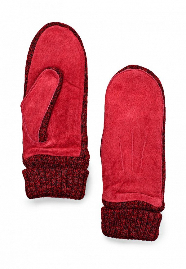 Женские варежки Modo Gru 1939 women's red