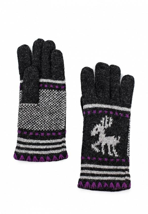 Женские перчатки Modo Gru W33 d.grey