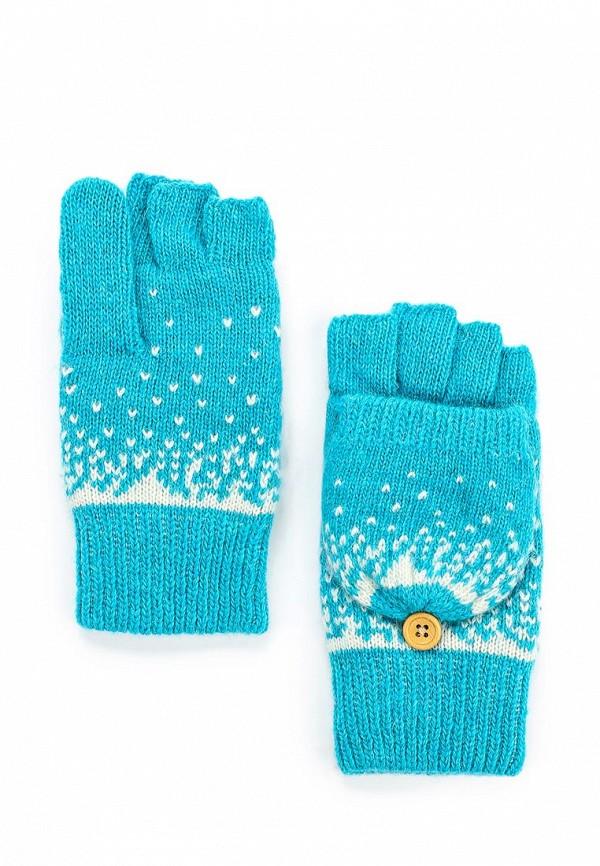 Женские перчатки Modo Gru W81 turquoise