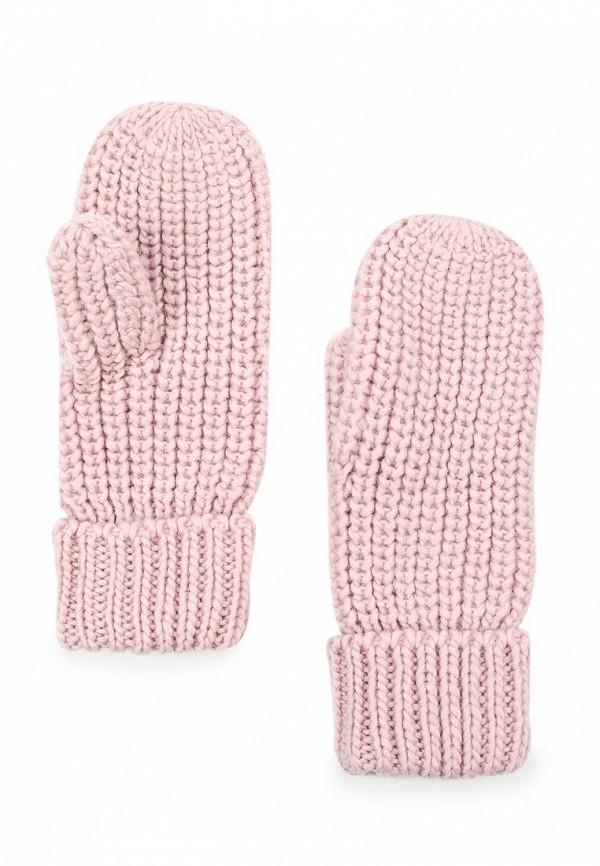 Женские варежки Modo Gru W19 pink