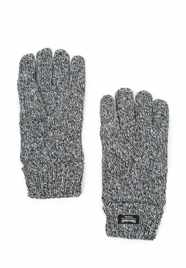 Женские перчатки Modo Gru M0 black/grey