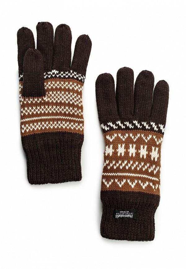 Женские перчатки Modo Gru M8 brown