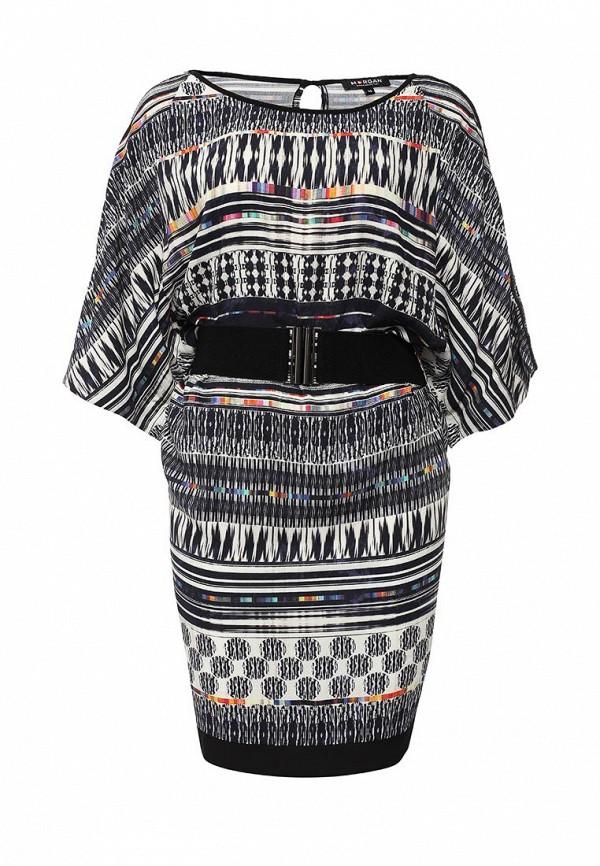 Платье-миди Morgan 161-RMINO.N