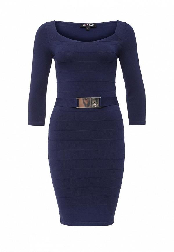 Платье-миди Morgan 161-RDIDI.M