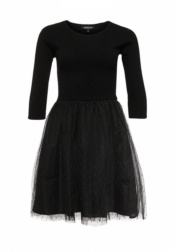 Платье-миди Morgan 162-RUNKI.M