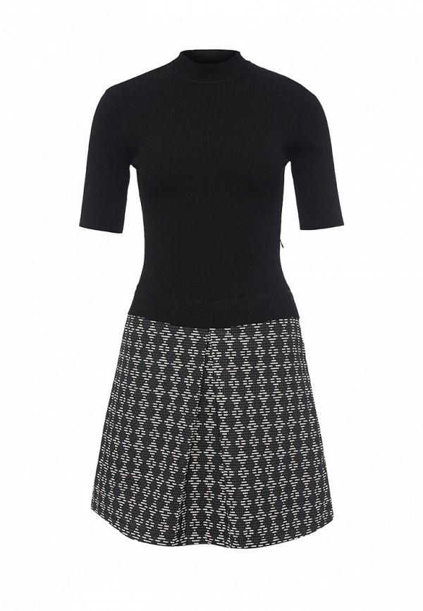 Вязаное платье Morgan 162-RPOP.M