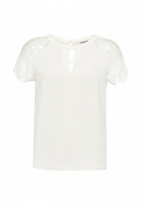 Блуза Morgan Morgan MO012EWOPK72 morgan шорты morgan morgan e11 shomad n 2buy белый xs