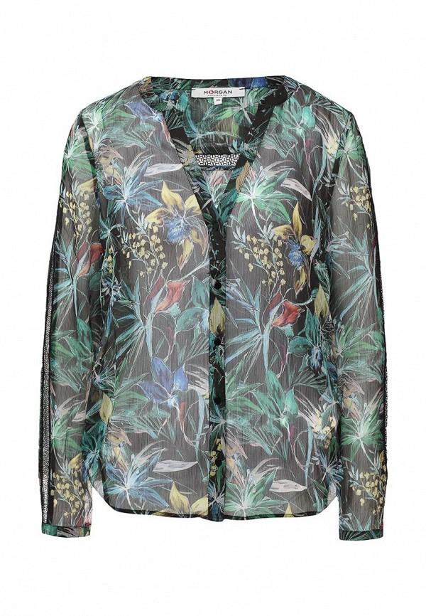 Блуза Morgan Morgan MO012EWOPL06 комбинезон morgan