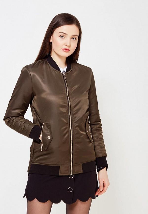 Куртка утепленная Morgan Morgan MO012EWVAD10 блуза morgan morgan mo012ewvaf09