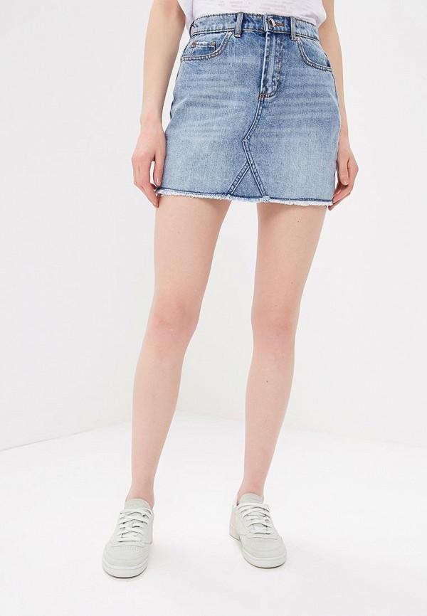 Юбка джинсовая Morgan Morgan MO012EWZIL89