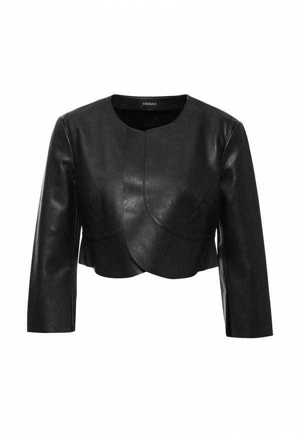 Кожаная куртка Motivi (Мотиви) I6R339Q0046N