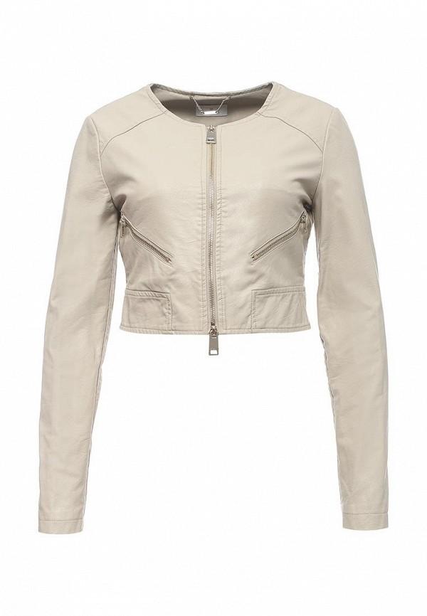 Кожаная куртка Motivi (Мотиви) P7R349Q000W6