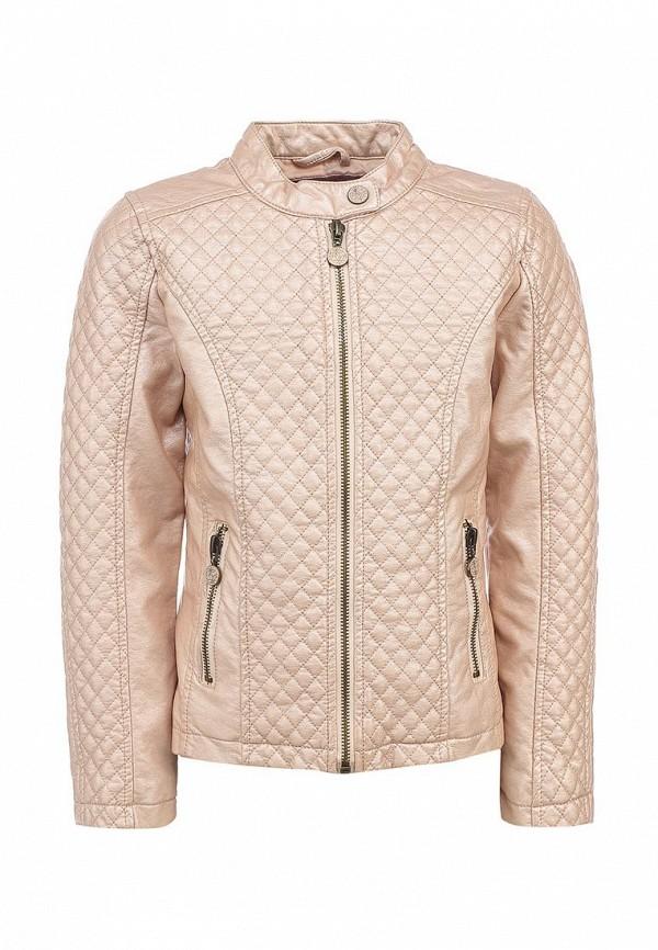 куртка fun time цвет розовый