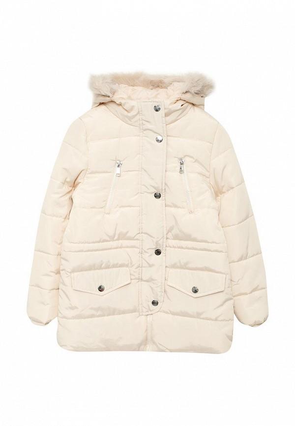Купить Куртка утепленная Modis, MO044EGXMN47, бежевый, Осень-зима 2017/2018