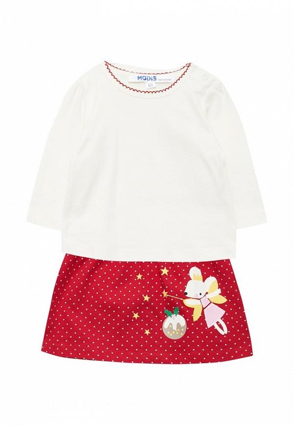 Комплект лонгслив и платье Modis