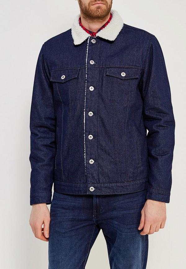 Купить Куртка джинсовая Modis, MO044EMAGPS8, синий, Весна-лето 2018
