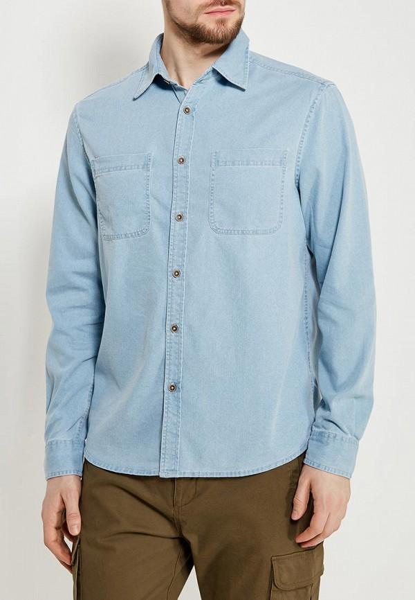 Рубашка джинсовая Modis Modis MO044EMAPVA4 рубашка modis modis mo044ewwhe35