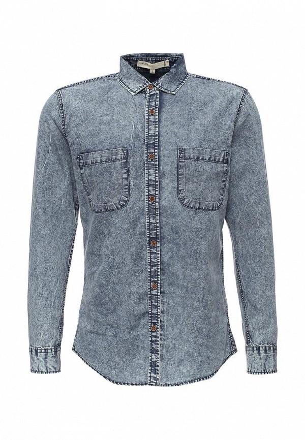 Фото Рубашка джинсовая Modis. Купить с доставкой