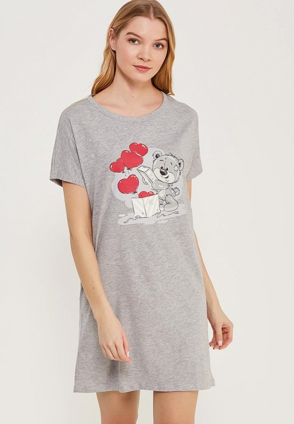 Сорочка ночная Modis Modis MO044EWAGQB6 ночные сорочки linse ночная сорочка
