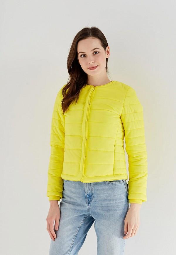 Купить Куртка утепленная Modis, MO044EWALHS5, желтый, Весна-лето 2018