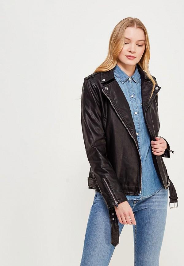 Куртка кожаная Modis Modis MO044EWALHS6 куртка кожаная modis modis mo044egvrw74