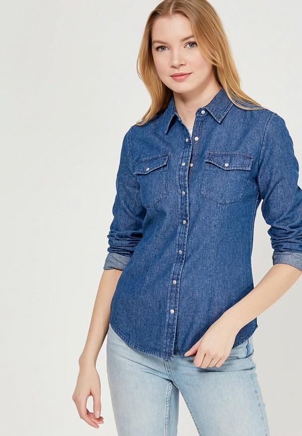 Рубашка джинсовая Modis Modis MO044EWAPVE0