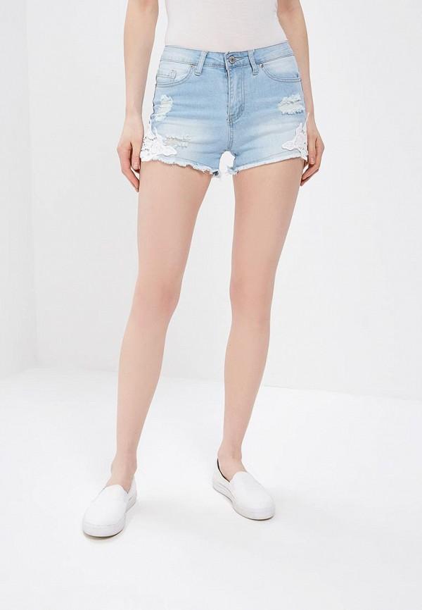 Шорты джинсовые Modis Modis MO044EWBEBG3