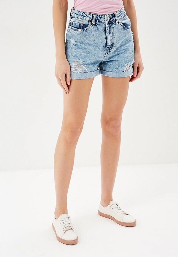Шорты джинсовые Modis Modis MO044EWBHJH7