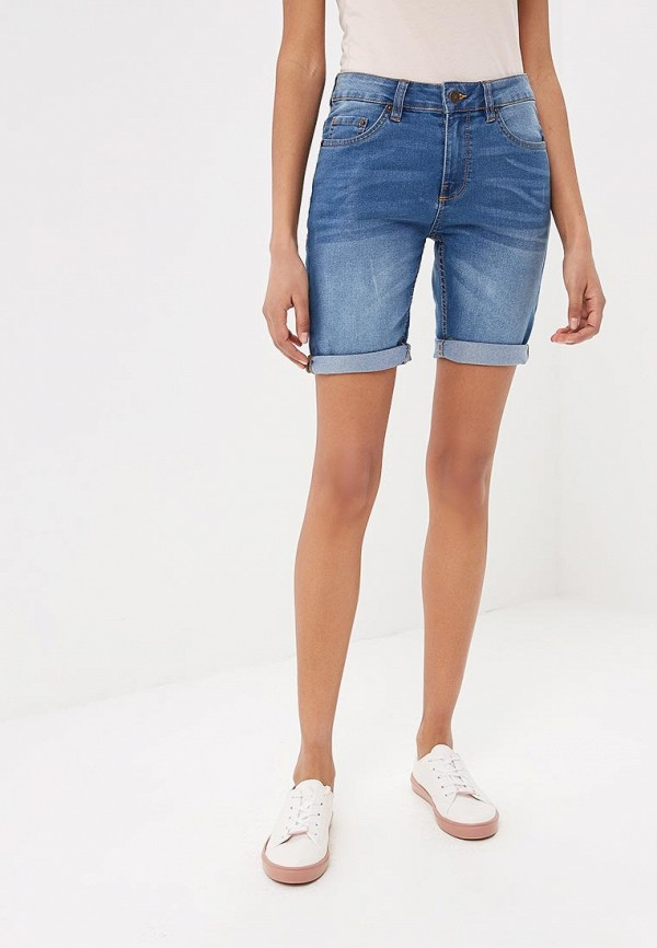 Шорты джинсовые Modis Modis MO044EWBHJH8