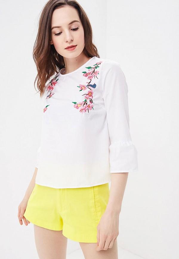 Блуза Modis Modis MO044EWBKIG4 блуза modis modis mo044ewajlr5