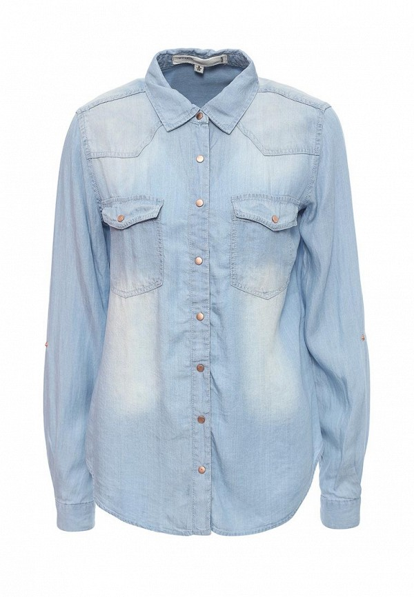 Рубашка джинсовая Modis M171D00051