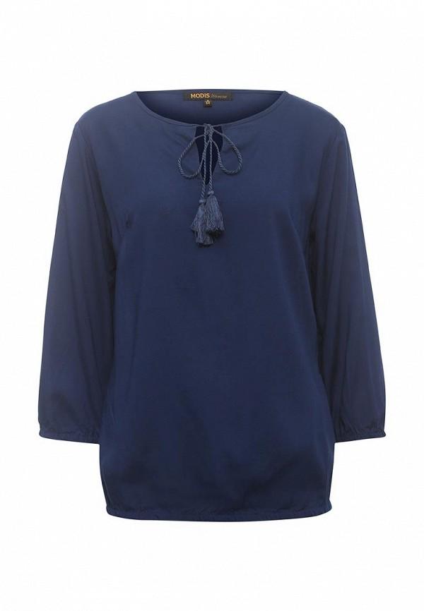 Блуза Modis Modis MO044EWRFW99 блуза modis modis mo044ewsun80