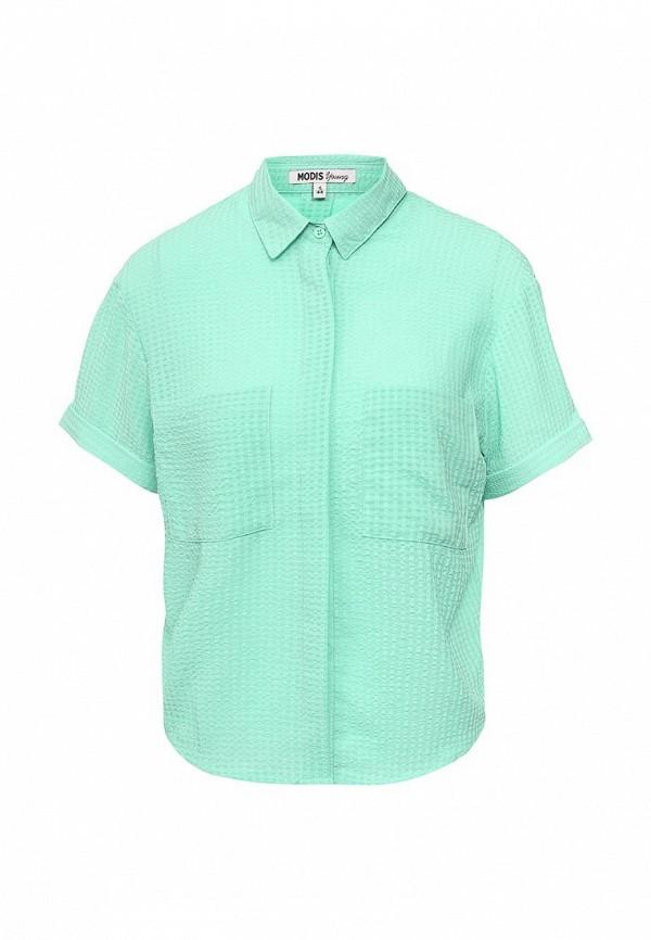 Блуза Modis Modis MO044EWROR60 блуза modis modis mo044ewsun80
