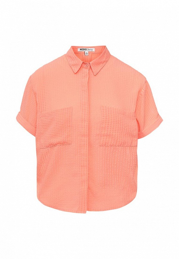 Блуза Modis Modis MO044EWROR61 блуза modis modis mo044ewsuo39