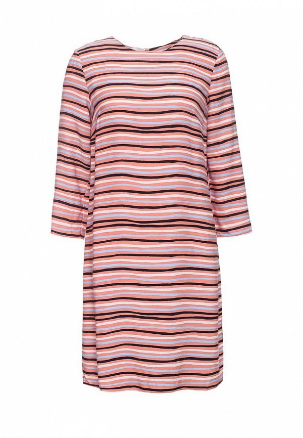 Платье Modis Modis MO044EWSBI60 a line pocket sleeveless dress