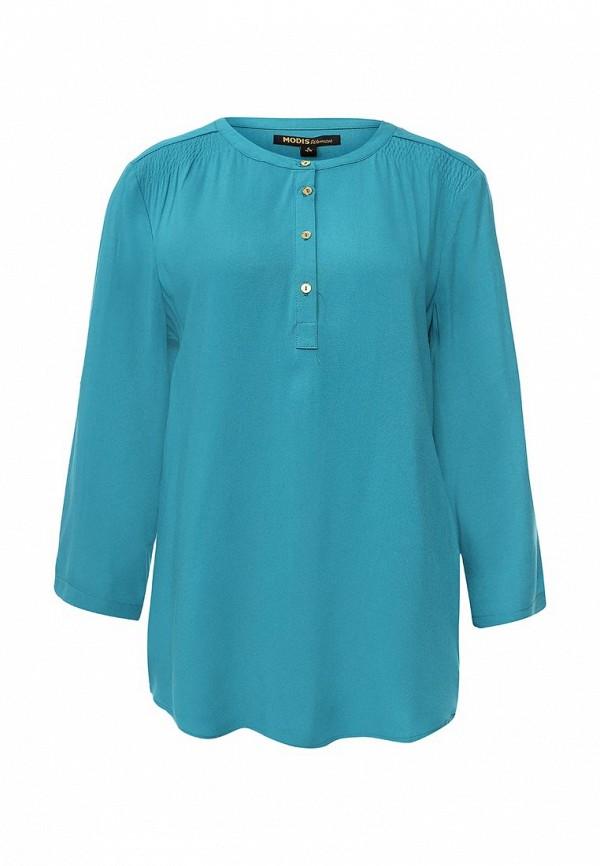 где купить Блуза Modis Modis MO044EWSBJ29 дешево