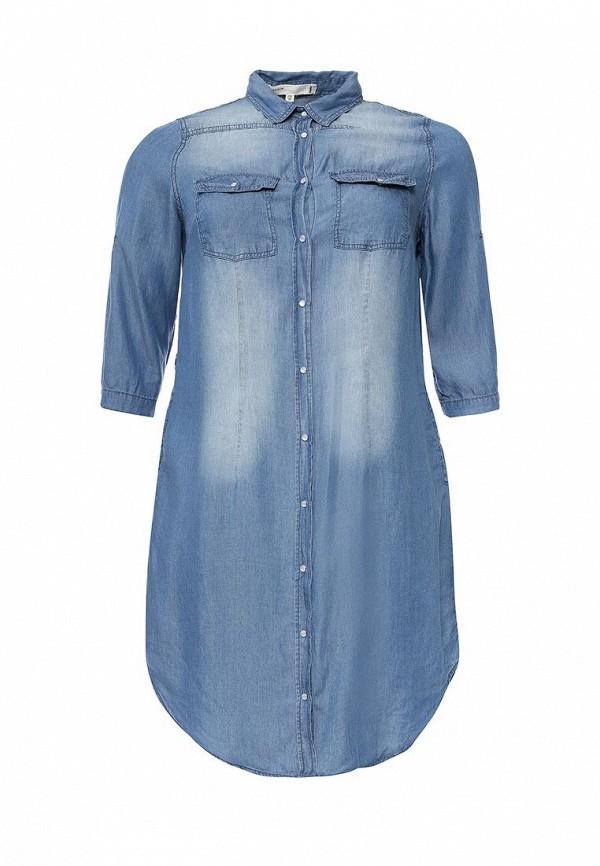 Платье джинсовое Modis Modis MO044EWSDE16 джинсовое платье