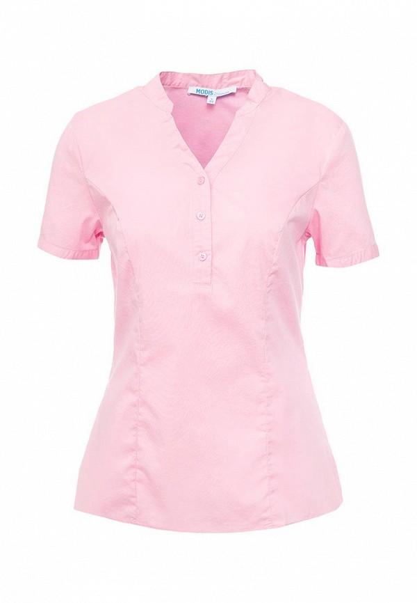 где купить Блуза Modis Modis MO044EWSUN57 дешево