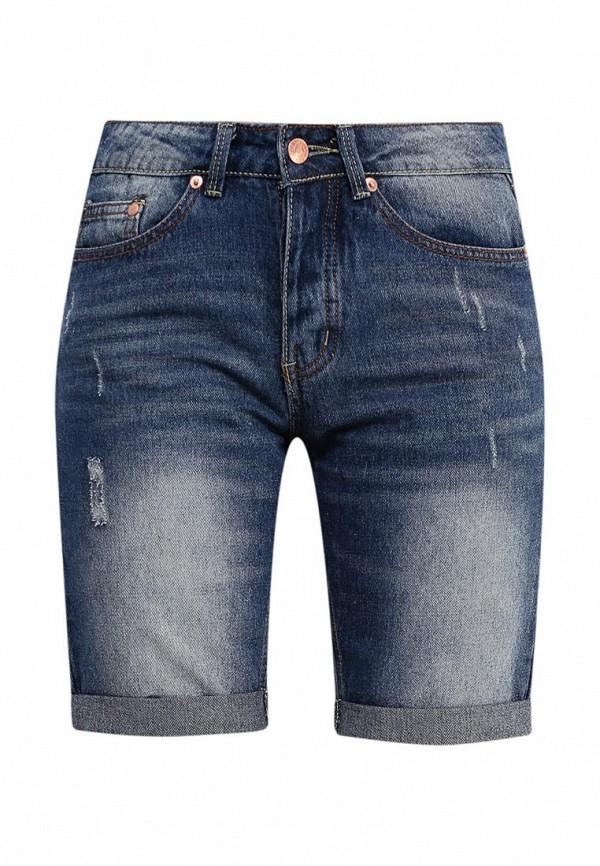 Шорты джинсовые Modis Modis MO044EWSWQ30