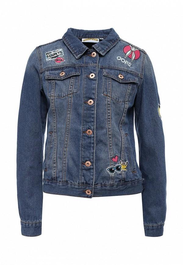 Куртка джинсовая Modis M171D00131