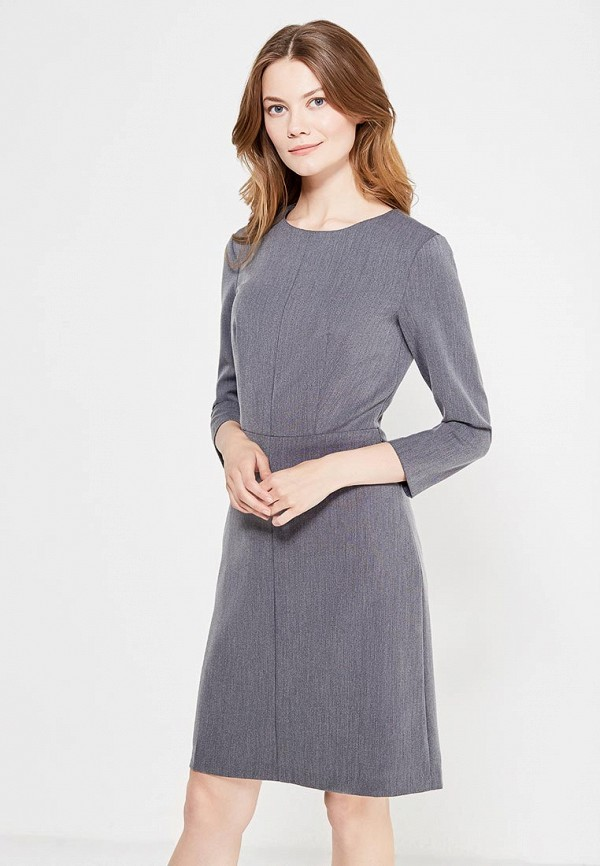 Купить Платье Modis, MO044EWVFS47, серый, Осень-зима 2017/2018