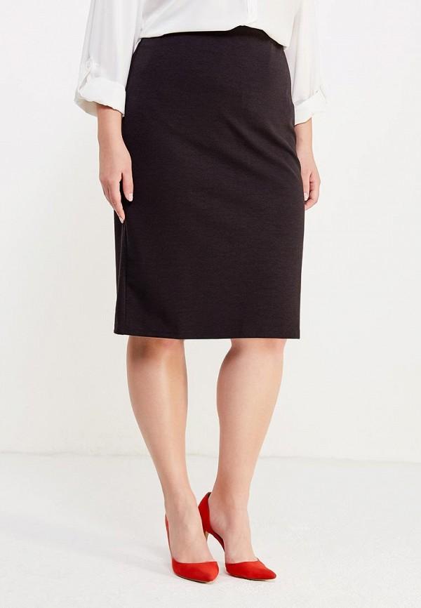 Фото - женскую юбку Modis черного цвета