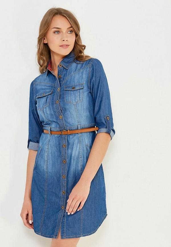 Платье джинсовое Modis Modis MO044EWVJL04
