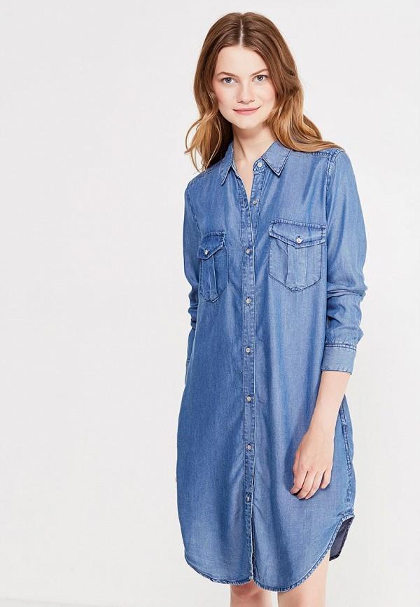 Фото Платье джинсовое Modis. Купить с доставкой