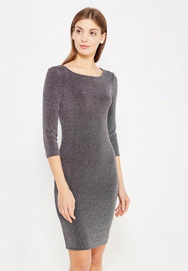 Купить Платье Modis, MO044EWYTR41, серебряный, Осень-зима 2017/2018